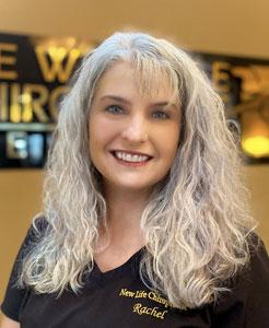 Chiropractic Fort Wayne IN Rachel Chiropractic Assistant and Wellness Consultant