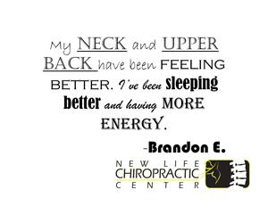 Chiropractic Fort Wayne IN Patient Testimonial